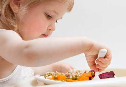 sensory-feeding