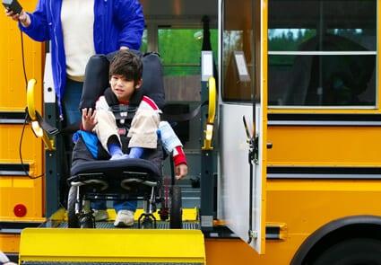 Wheelchair Accessible Vehicles (WAV)
