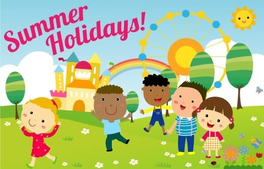 Summer Holidays - Children's Therapy Solutions Ltd.